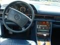 Dashboard of 1991 S Class 420 SEL