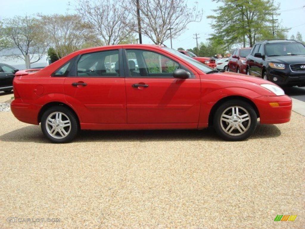 Infra red 2000 ford focus se sedan exterior photo 48276193 gtcarlot com