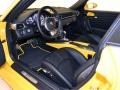 Black Interior Photo for 2007 Porsche 911 #48277522