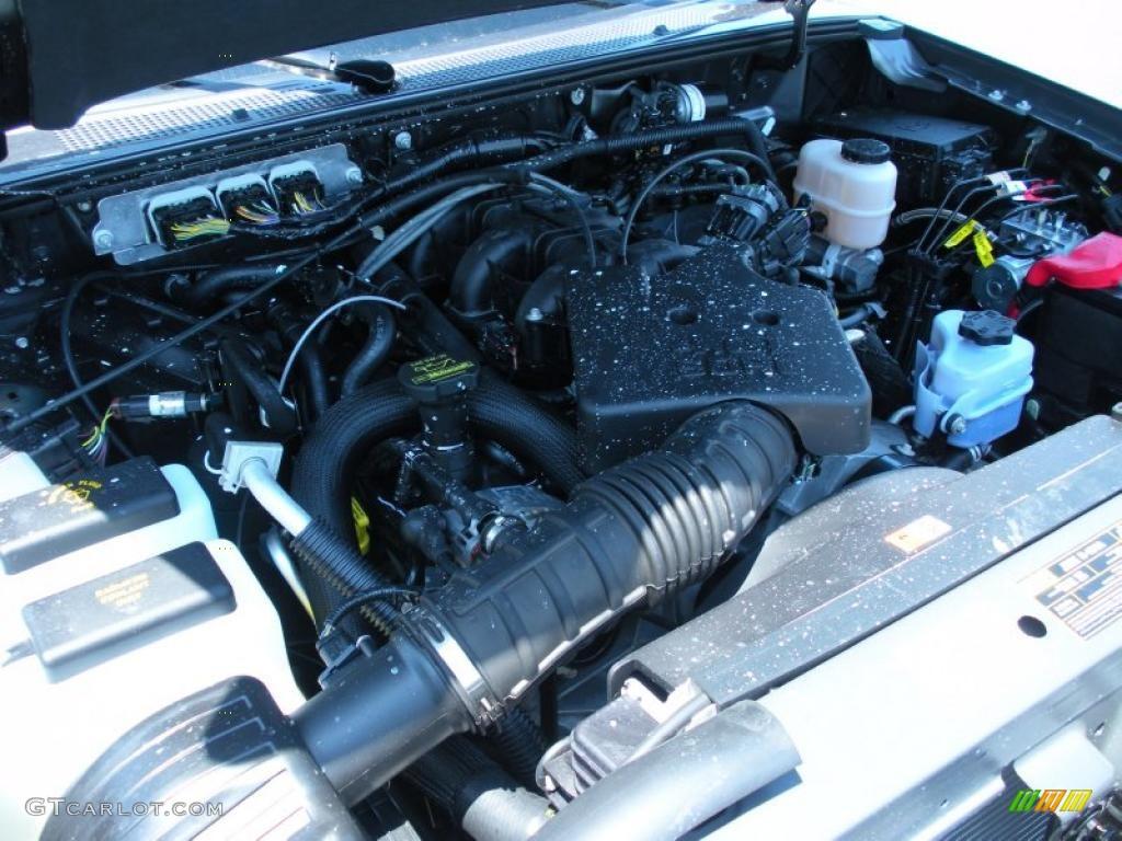 2011 ford ranger xlt supercab 4.0 liter ohv 12-valve v6 ... ford 4 liter ohv engine diagram #5