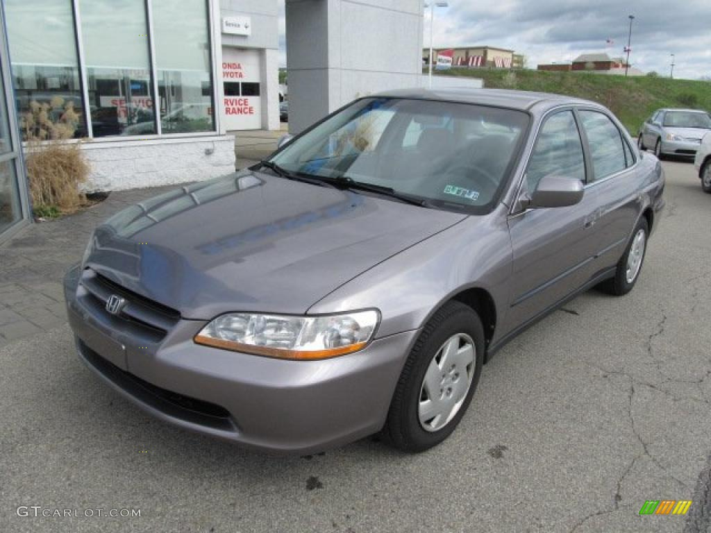 Signet Silver Metallic 2000 Honda Accord LX V6 Sedan ...