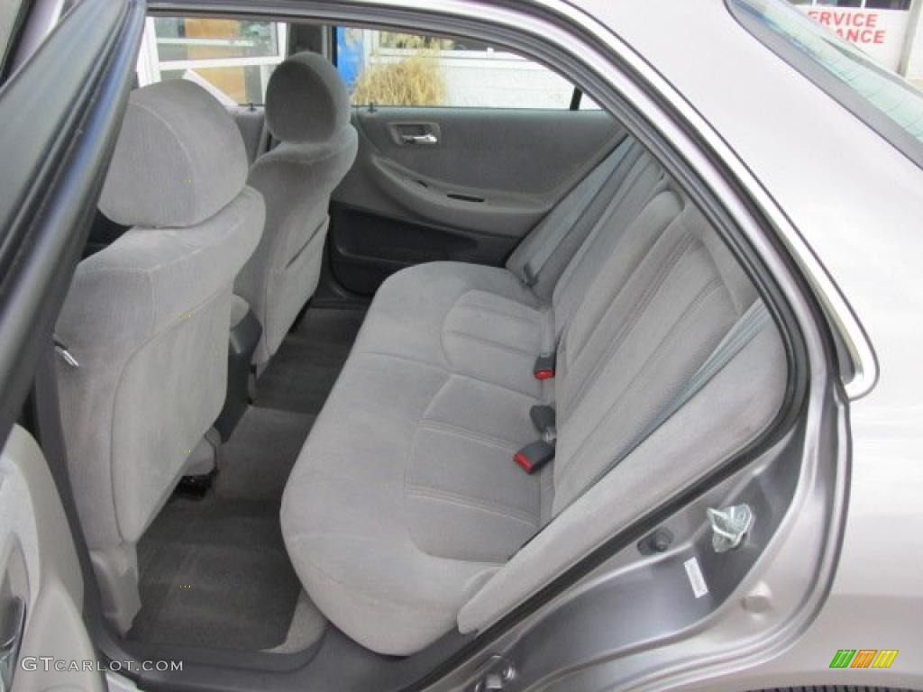 2000 Honda Accord Lx V6 Sedan Interior Photo 48290482