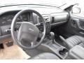 Dark Slate Gray Prime Interior Photo for 2002 Jeep Grand Cherokee #48292159