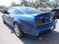 2007 Vista Blue Metallic Ford Mustang GT Deluxe Coupe  photo #3