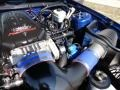 2007 Vista Blue Metallic Ford Mustang GT Deluxe Coupe  photo #20