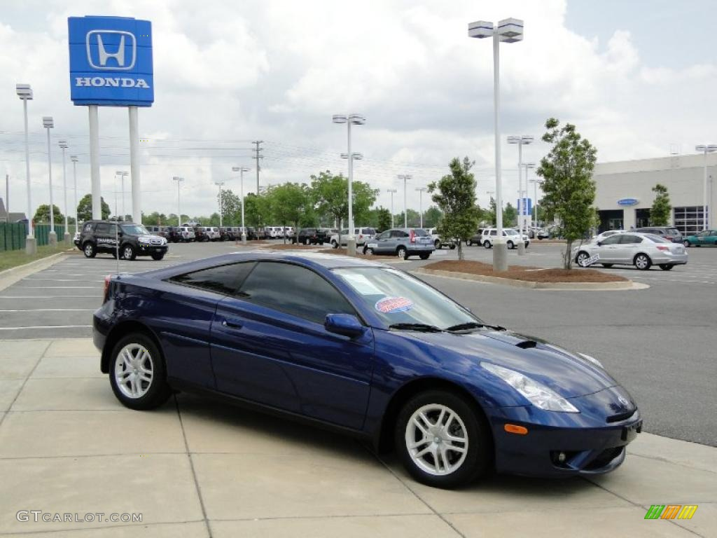 carbon blue 2005 toyota celica gt s exterior photo 48295006. Black Bedroom Furniture Sets. Home Design Ideas