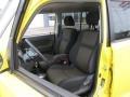 Black/Yellow Interior Photo for 2005 Scion xB #48295795
