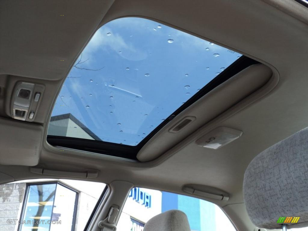 1997 Honda Accord Ex Sedan Sunroof Photo 48299446