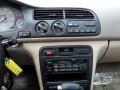 Controls of 1997 Accord EX Sedan