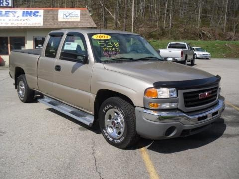 2004 gmc sierra 1500 extended cab data info and specs. Black Bedroom Furniture Sets. Home Design Ideas