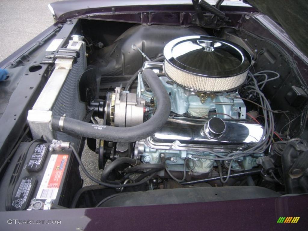 1967 Pontiac GTO 2 Door Sport Coupe 400 cid 65 Liter OHV 16Valve