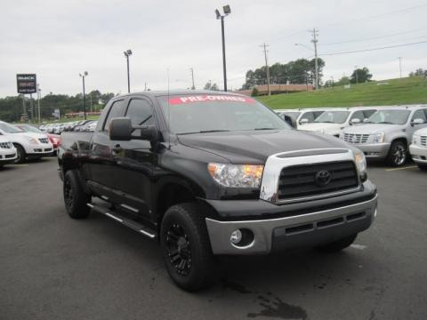 2008 Toyota Tundra Double Cab Data, Info and Specs