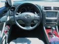 Sterling Gray Dashboard Photo for 2008 Lexus IS #48308764