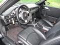 Black Prime Interior Photo for 2007 Porsche 911 #48312340