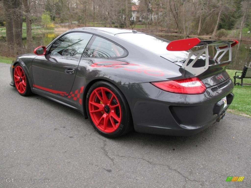 grey black guards red 2010 porsche 911 gt3 rs exterior. Black Bedroom Furniture Sets. Home Design Ideas