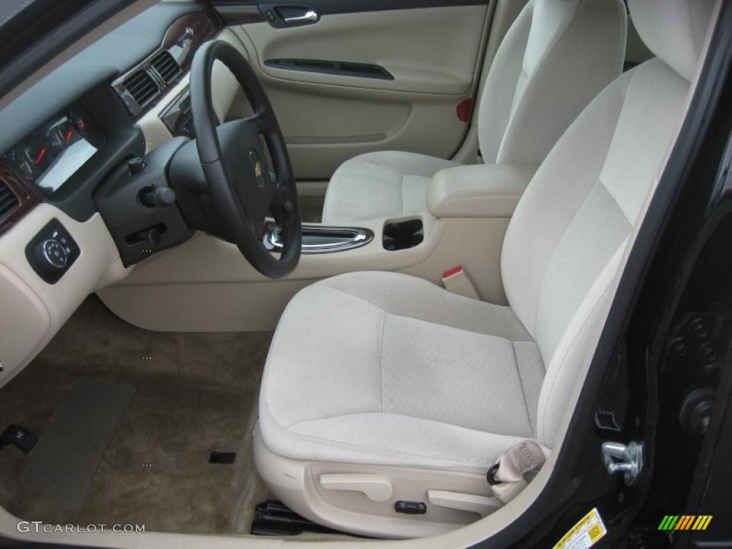 Neutral Interior 2011 Chevrolet Impala Lt Photo 48315970