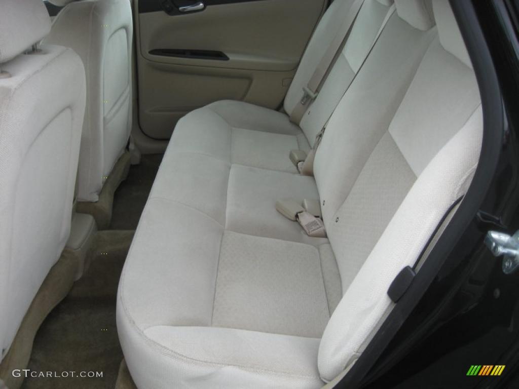 Neutral Interior 2011 Chevrolet Impala Lt Photo 48316012