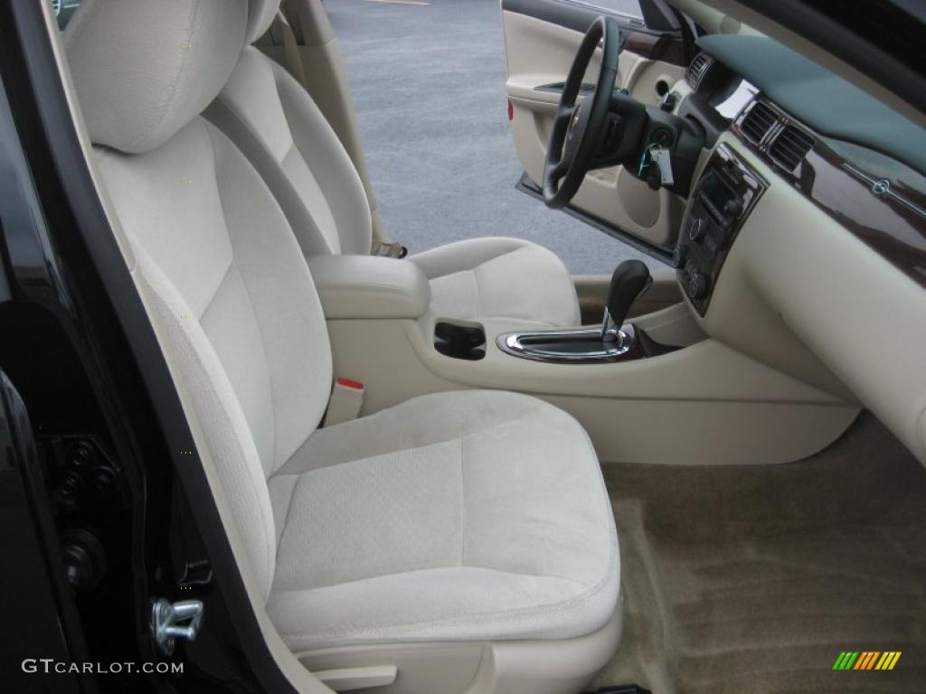 Neutral Interior 2011 Chevrolet Impala Lt Photo 48316048