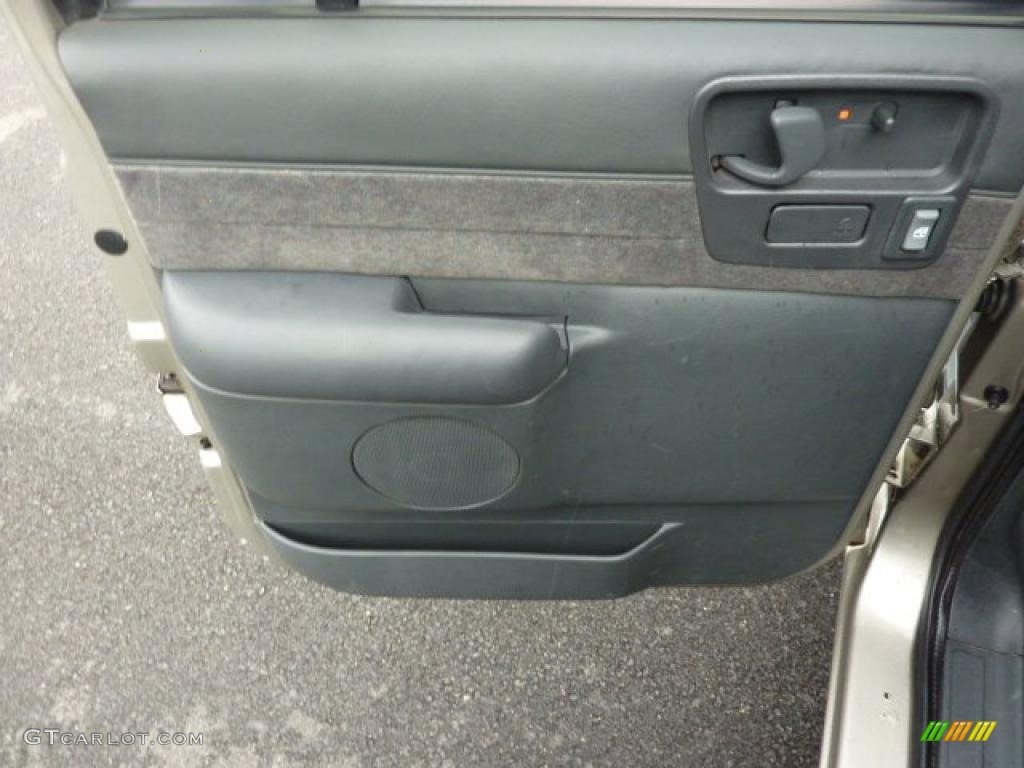 2001 Chevrolet S10 Ls Crew Cab 4x4 Door Panel Photos