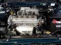 1.8 Liter DOHC 16-Valve 4 Cylinder 1997 Toyota Celica ST Coupe Engine