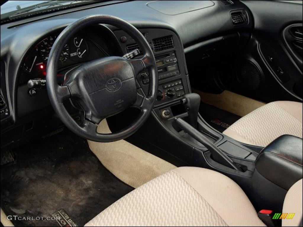 beige interior 1997 toyota celica st coupe photo 48317678. Black Bedroom Furniture Sets. Home Design Ideas