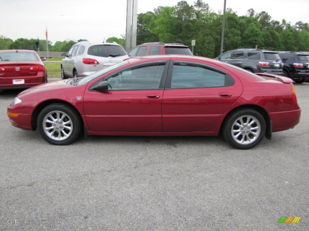 Candy Apple Red Metallic 1999 Chrysler 300 M Sedan ...