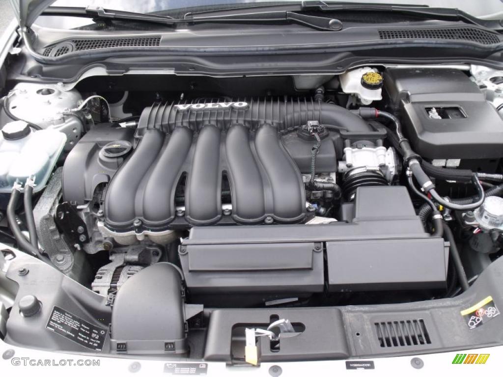 2010 volvo s40 2 4 liter dohc 20 valve vvt 5 cylinder engine photo 48333046. Black Bedroom Furniture Sets. Home Design Ideas