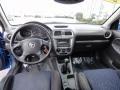 Black 2002 Subaru Impreza WRX Sedan Dashboard