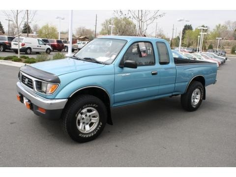 1995 toyota tacoma v6 extended cab 4x4 data info and. Black Bedroom Furniture Sets. Home Design Ideas