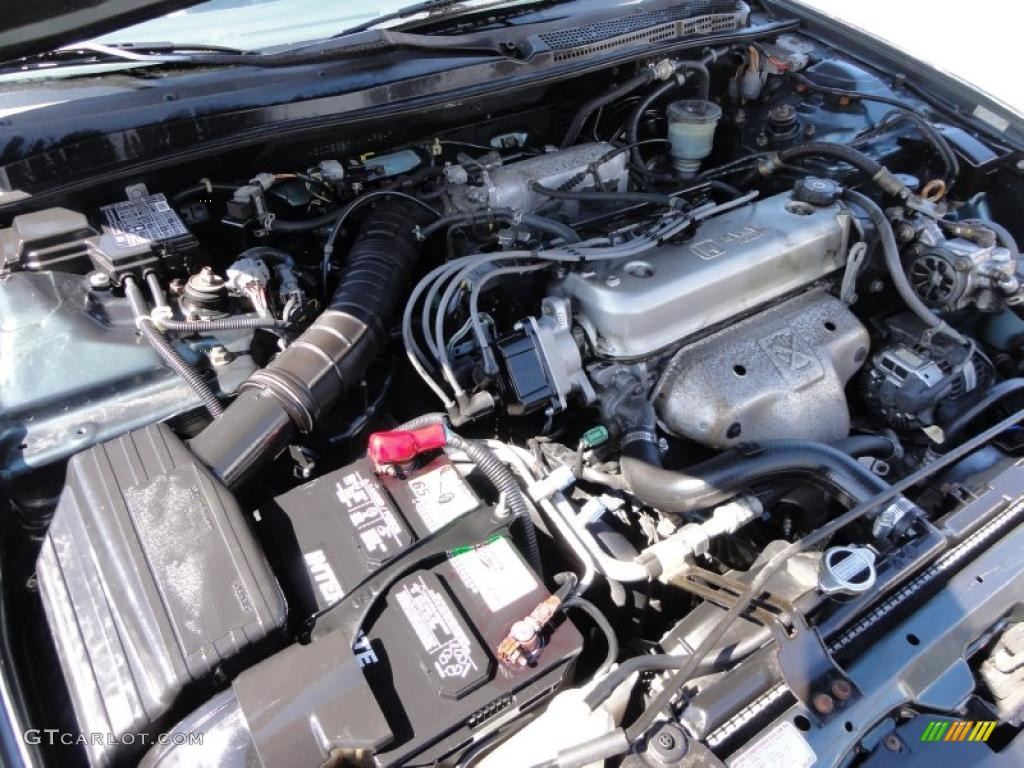 1997 honda accord vp sedan 2 2l inline 4 cylinder engine. Black Bedroom Furniture Sets. Home Design Ideas