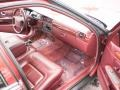 1999 Cadillac DeVille Mulberry Interior Dashboard Photo