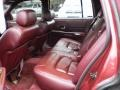 1999 Cadillac DeVille Mulberry Interior Interior Photo