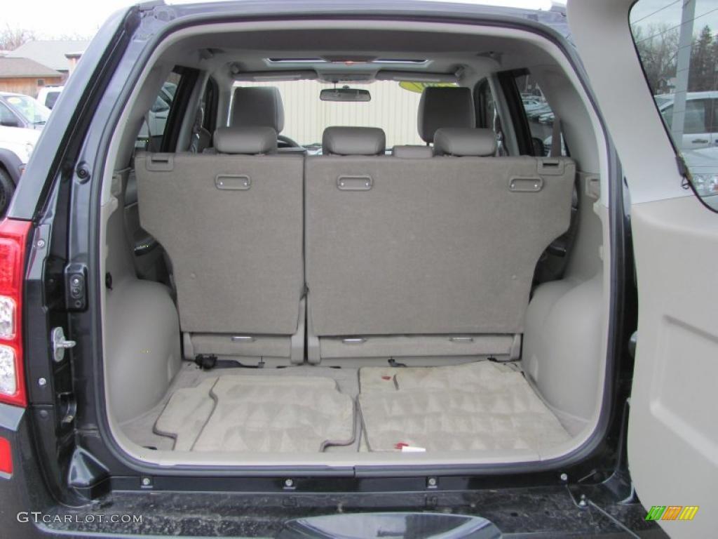 2007 Suzuki Grand Vitara Luxury 4x4 Trunk Photos ...