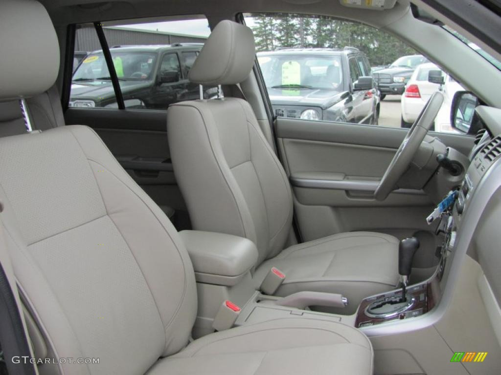 Beige interior 2007 suzuki grand vitara luxury 4x4 photo for Inside 2007 online