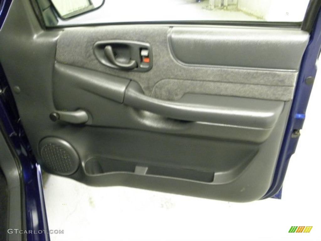 2002 Chevrolet S10 Ls Regular Cab Door Panel Photos