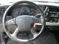 Dark Charcoal Steering Wheel Photo for 2004 Chevrolet Silverado 1500 #48357586