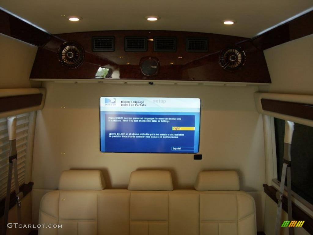 2011 Mercedes Benz Sprinter 2500 High Roof Passenger Conversion Van Interior Photo 48367762