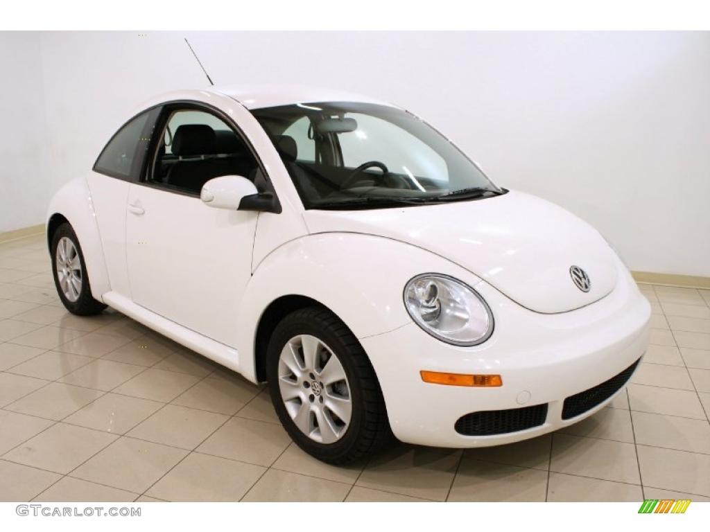 white New Beetle image