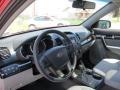 2011 Spicy Red Kia Sorento LX AWD  photo #8
