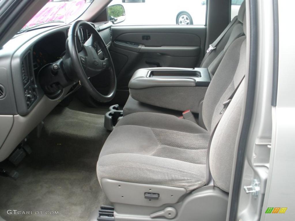 2006 Chevrolet Tahoe Ls Interior Photo 48376595 Gtcarlot Com
