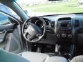 2011 Bright Silver Kia Sorento LX AWD  photo #17