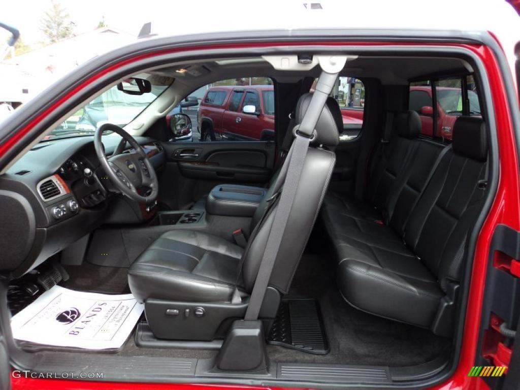 2007 Chevrolet Silverado 1500 Extended Cab >> 2009 Chevrolet Silverado 1500 LTZ Extended Cab 4x4 ...