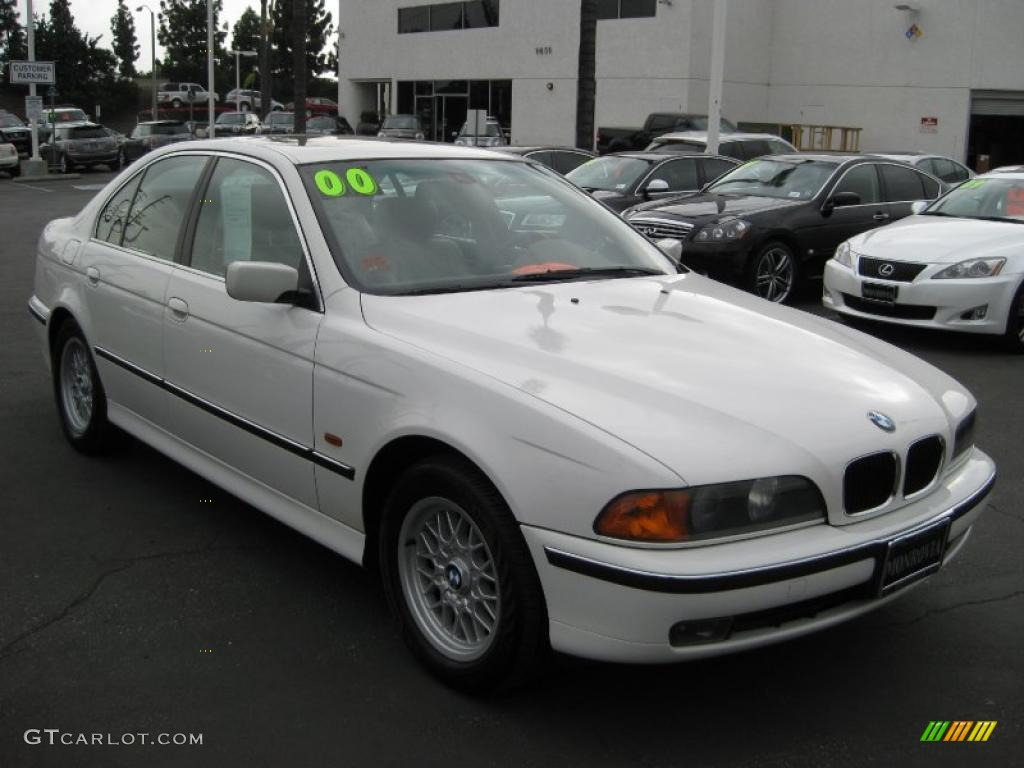 Alpine white 2000 bmw 5 series 528i sedan exterior photo 48409222 gtcarlot com