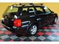 2000 Blue Anthracite Metallic Volkswagen Passat GLX V6 AWD Wagon  photo #4