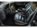 2000 Blue Anthracite Metallic Volkswagen Passat GLX V6 AWD Wagon  photo #12