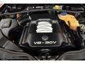 2000 Blue Anthracite Metallic Volkswagen Passat GLX V6 AWD Wagon  photo #17