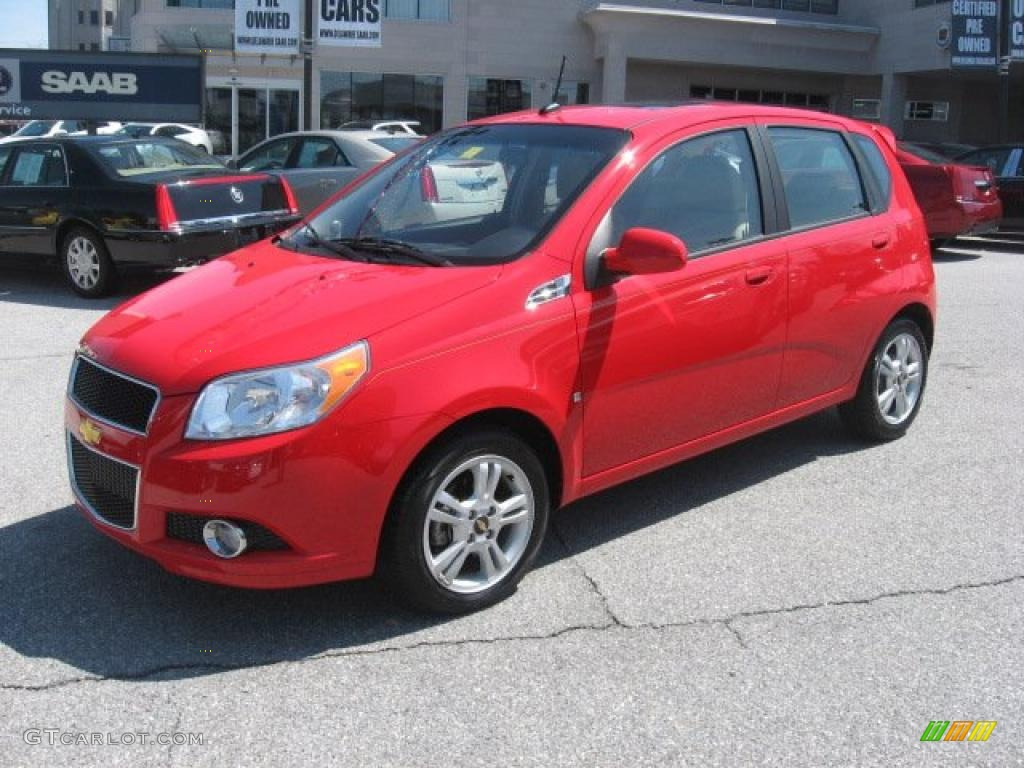 Victory red 2009 chevrolet aveo aveo5 lt exterior photo - Chefy 5 opiniones ...