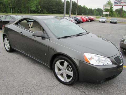 2007 Pontiac G6 Gt Convertible Data Info And Specs