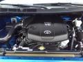 2008 Blue Streak Metallic Toyota Tundra SR5 Double Cab  photo #19