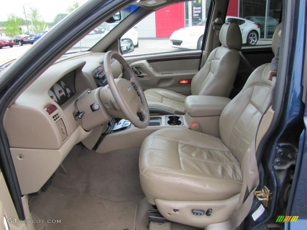 Sandstone interior 2001 jeep grand cherokee limited photo 48418822 1993 jeep grand cherokee interior